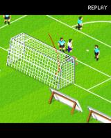 Actua Soccer 2006: International Edition J2ME Replay of goal
