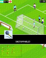 Actua Soccer 2006: International Edition J2ME That's a goal!