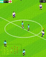 Actua Soccer 2006: International Edition J2ME Kick off