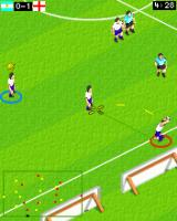 Actua Soccer 2006: International Edition J2ME Throw in