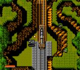 Iron Tank: The Invasion of Normandy NES This rocket train will crush you easily.