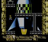 James Bond Jr NES That's a pretty stubby rocket.