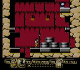 James Bond Jr NES I turned into a werewolf so I could jump higher. I totally remember that from the cartoon. NOT.
