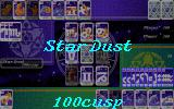 Star Platinum PC-98 A basic attack.