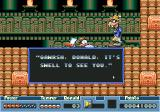 QuackShot starring Donald Duck Genesis Some classic characters make appearances in the game.