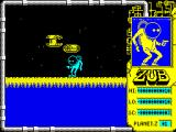 Zub ZX Spectrum Zub and the Zubs