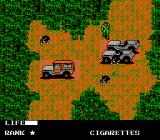 Metal Gear NES Dogs