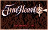 True Heart PC-98 Title screen
