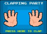 Clapping Party Browser Click to clap!