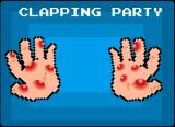 Clapping Party Browser Ouch!
