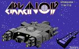Arkanoid Commodore 64 Title screen