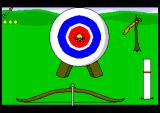 Peasant's Quest Browser Trying your hand at archery - the wind direction can affect your shot