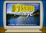 Fishing Challenge '91 Browser Title screen