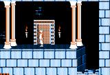 Prince of Persia Apple II Level 2 - Start of level.