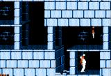 Prince of Persia Apple II Level 2 - Drinking an elixar to restore health.