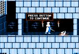 Prince of Persia Apple II Level 2 - Got killed by a guard.