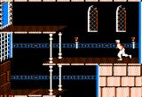 Prince of Persia Apple II Level 4 - Running