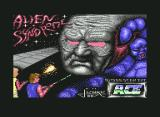 Alien Syndrome Commodore 64 Loading Screen