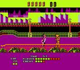 Bad Street Brawler NES Fighting guys with knives