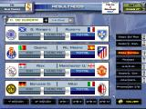 PC Fútbol 5.0 DOS Knockout phase