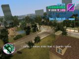 Grand Theft Auto: Vice City Windows One of the cooler missions involves you firing a stationary gun from a flying helicopter.