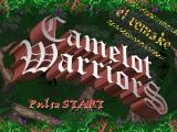 Camelot Warriors: El Remake Windows Start screen