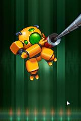 Gravity Hook HD Browser Introducing the main character