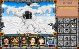 Might and Magic: Clouds of Xeen DOS Battle above ground: Clouds of Xeen is true to its name.