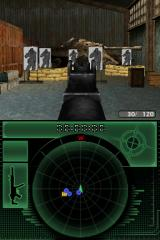 Call of Duty: Modern Warfare - Mobilized Nintendo DS Aiming down the sights with the touchscreen and stylus