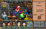 Might and Magic: Darkside of Xeen DOS The magic shop sells advanced spells...