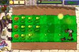 Plants vs. Zombies iPhone Second level tutorial