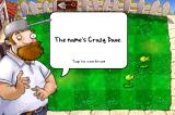 "Plants vs. Zombies iPhone Your Neighbour, ""Crazy Dave"""
