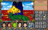 Might and Magic: Darkside of Xeen DOS [World of Xeen] Clouds of Xeen and Darkside of Xeen can be combined to unlock new dungeons, such as the Dragon Tower.