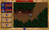 Vain Dream II PC-98 Forest dungeon