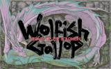Wolfish Gallop: Legacy of the Solomon PC-98 Title screen