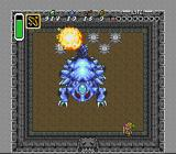 The Legend of Zelda: A Link to the Past SNES Another boss is defeated