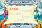 Elf: The Movie Game Boy Advance Choose your language