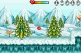 Elf: The Movie Game Boy Advance Starting level 1
