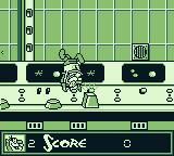 The Ren & Stimpy Show: Space Cadet Adventures Game Boy I lost a life.