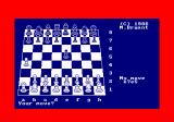 Colossus Chess 4 Amstrad CPC The computer made its move