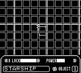 Star Trek: The Next Generation Game Boy Beaming someone up is often a matter of chasing them around.