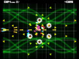Fren-ze Windows Playing it as a horizontally-scrolling shooter