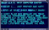 CyberPunks Amiga Mission 1 Briefing