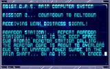 CyberPunks Amiga Mission 2 Briefing