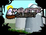 Omelette Quest Browser Loading screen.