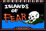 Captain Goodnight and the Islands of Fear Apple II ...and the Islands of Fear!