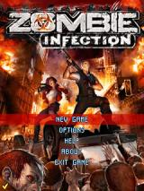 Zombie Infection J2ME Main menu