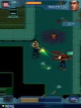 Zombie Infection J2ME Found a machine gun