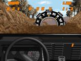 Test Drive: Off-Road DOS Cockpit view