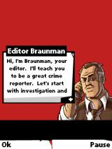 Clue J2ME Editor Braunman gives out the cases